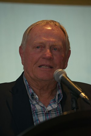 Jack Nicklaus - Ibis Presentation - 2/2017 by Richard Stein