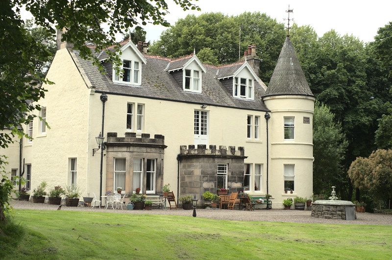 Cragganmore House B&B - original home of the founder of the Cragganmore distillery