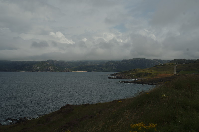 NW Coast of Scotland, between Torridon and Assynt