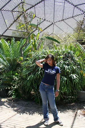 Sherry - Botanic Gardens @ UCR