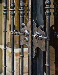 Steel Gate 3 of 6 Mike Packman