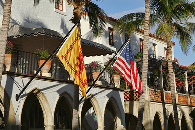 Flags on Worth Avenue - Steve Telchin   4 of 6