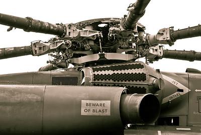 Rotor Motor    Photography by Wayne Heim