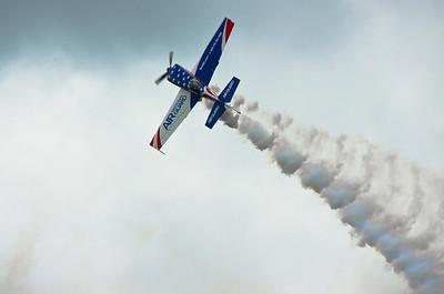 Stunt Vapor - Photography by Wayne Heim