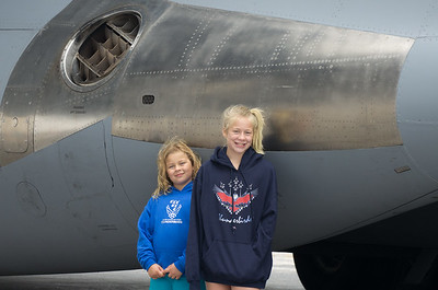 Fun at Airshow  Photography by Wayne Heim
