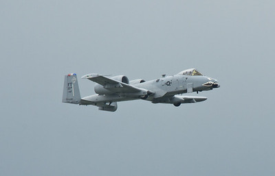 A 10 Thunderbolt in Flight   Photography by Wayne Heim