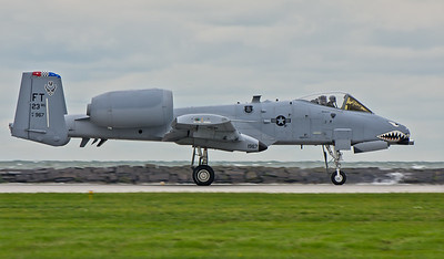 A 10 Thunderbolt Taking Off 2  Photography by Wayne Heim