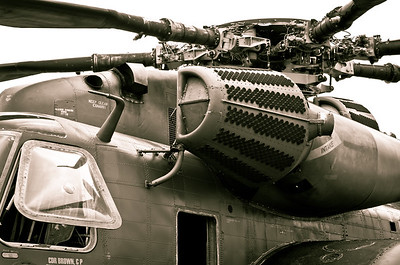 Apache Rotor    Photography by Wayne Heim