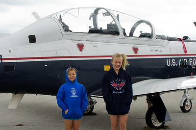 Angels Meet Thunderbird - Photography by Wayne Heim