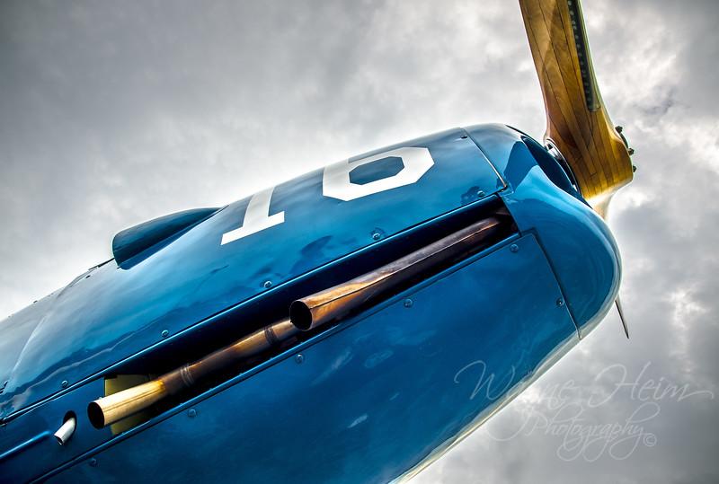 Propeller   Photography by Wayne Heim