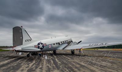 USAF Plane  Photography by Wayne Heim
