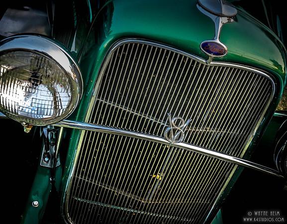 Ford V8    Photography by Wayne Heim