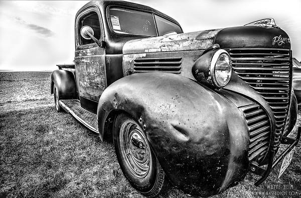 Needs Work  -- Black & White Photography by Wayne Heim