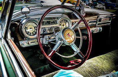 Driver's Seat   Photography by Wayne Heim