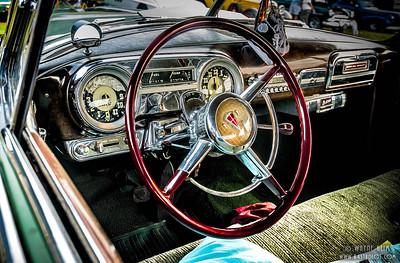 Driver's Seat   Photography by Wayne Heim
