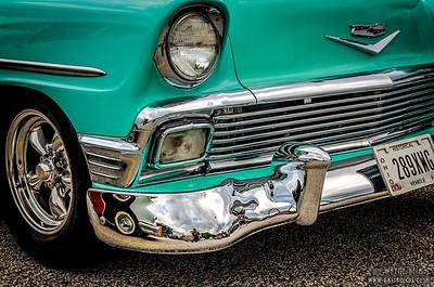 Shiny Bumper      Photography by Wayne Heim