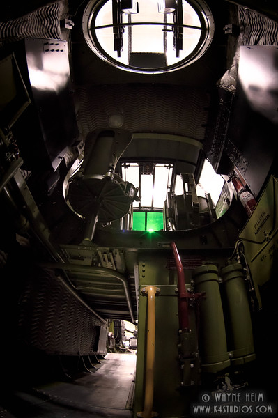 Inside Bomber  Photography by Wayne Heim