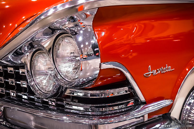 Double Headlight   Photography by Wayne Heim