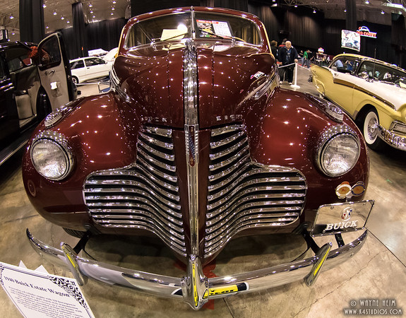 Buick 88  Photography by Wayne Heim