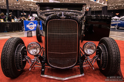 Hot Rod Ford  Photography by Wayne Heim