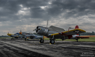 Planes at Rest  Photography by Wayne Heim