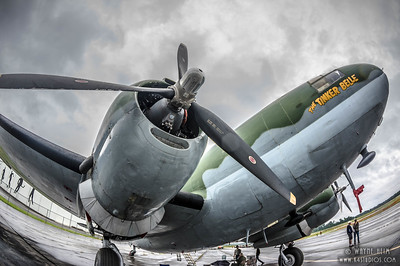 Prop and Nose    Photography by Wayne Heim