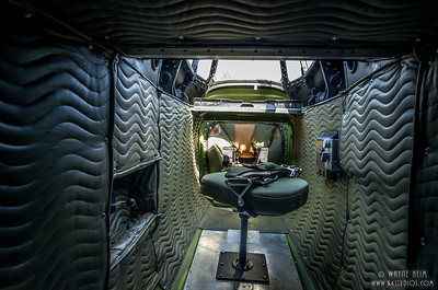 Gunner's Seat   Photography by Wayne Heim