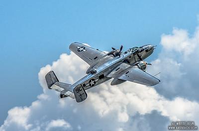 Climbing USAF   Photography by Wayne Heim