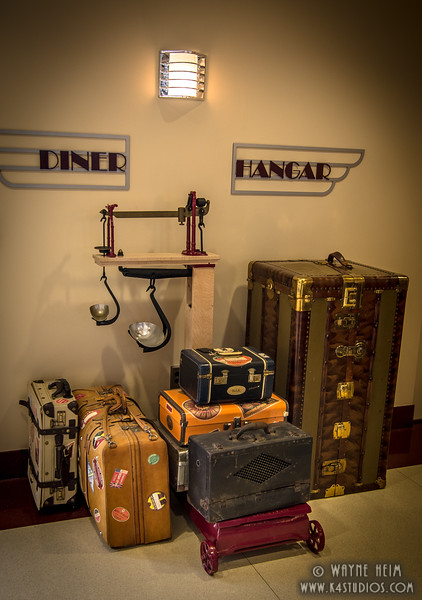Luggage Display   Photography by Wayne Heim