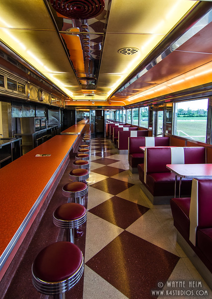 Tin Goose Diner -- Photography by Wayne Heim