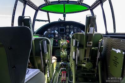 Cockpit    Photograph by Wayne Heim