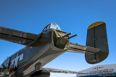 Tail Guns   Photography by Wayne Heim