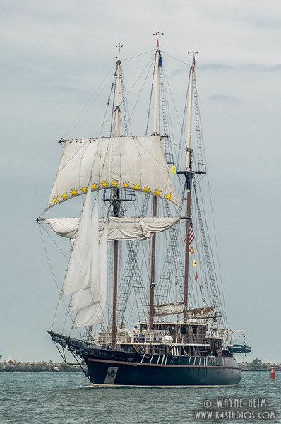 Limited Sails    Photography by Wayne Heim