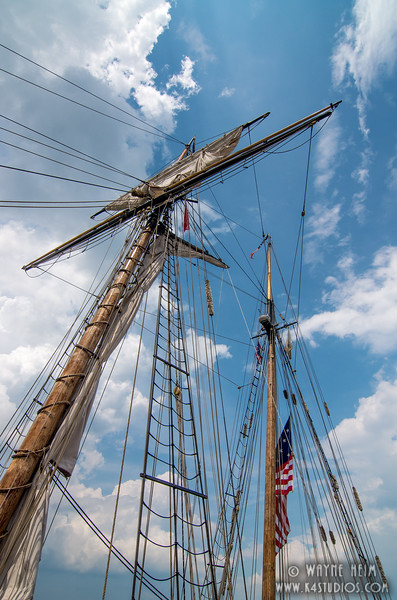 High Rigging   Photography by Wayne Heim