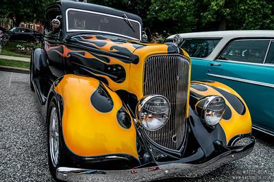 Fancy Paint 3  Photography by Wayne Heim
