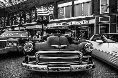 Old Chevy   black and White Photography by Wayne Heim