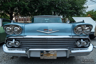 Blue Chevy   Photography  by Wayne Heim