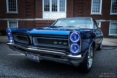 Vintage GTO   Photography by Wayne Heim