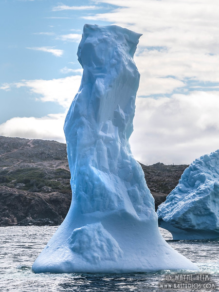 Iceberg 24    Photography by Wayne Heim
