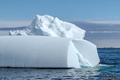 Iceberg  4  Close     Photography by Wayne Heim