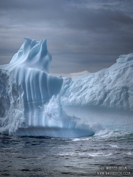 Iceberg 29      Photography by Wayne Heim
