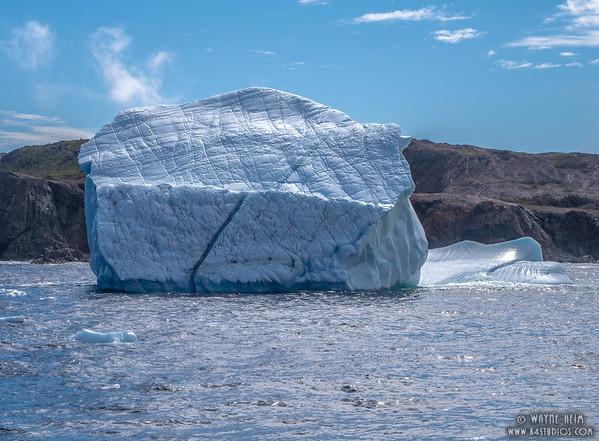 Iceberg 31   Photography by Wayne Heim