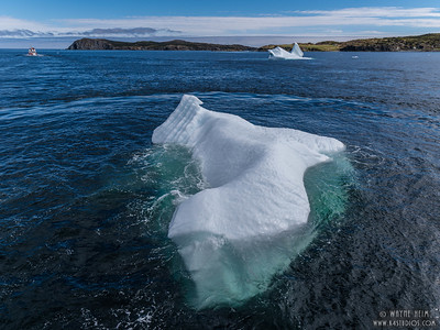 Iceberg  14    Photography by Wayne Heim