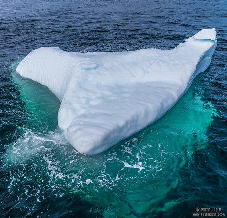 Triangle Ice    Photography by Wayne Heim