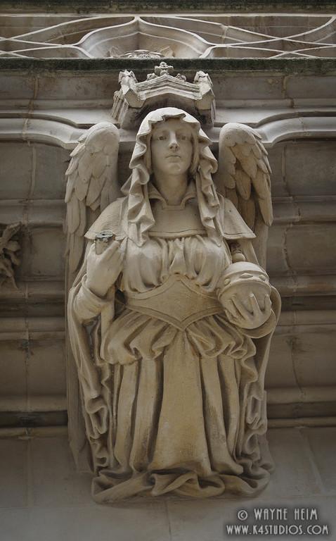 Guardian Angel    Photography by Wayne Heim