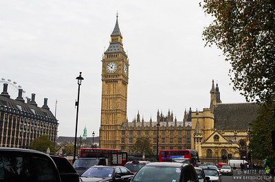 Big Ben Tower    Photography by Wayne Heim