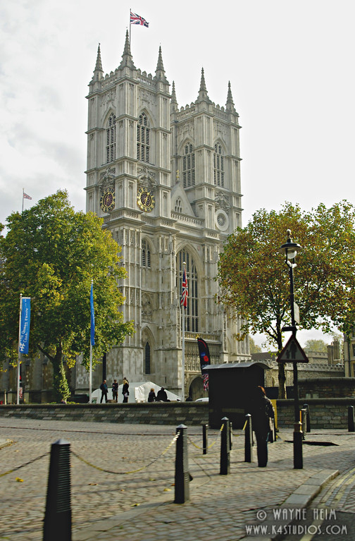 Westminster Abby  Photograohy by Wayne Heim
