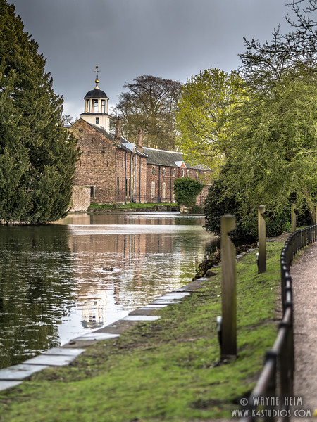 Manchester Canal  Photography by Wayne Heim