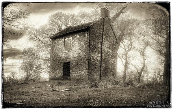 Haunted Smoke House  Photography by Wayne Heim