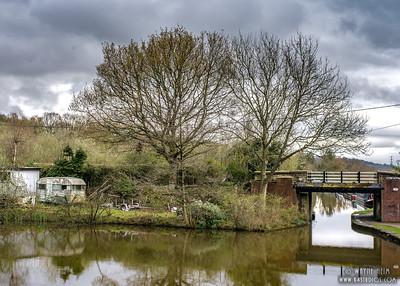Bridge over Quiet Water    Photography by Wayne Heim
